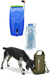 Hydration for every need including your hunting dog