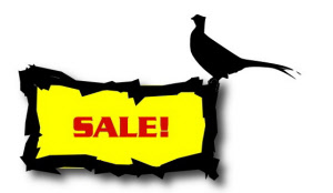 Upland bird dog Gear on Sale